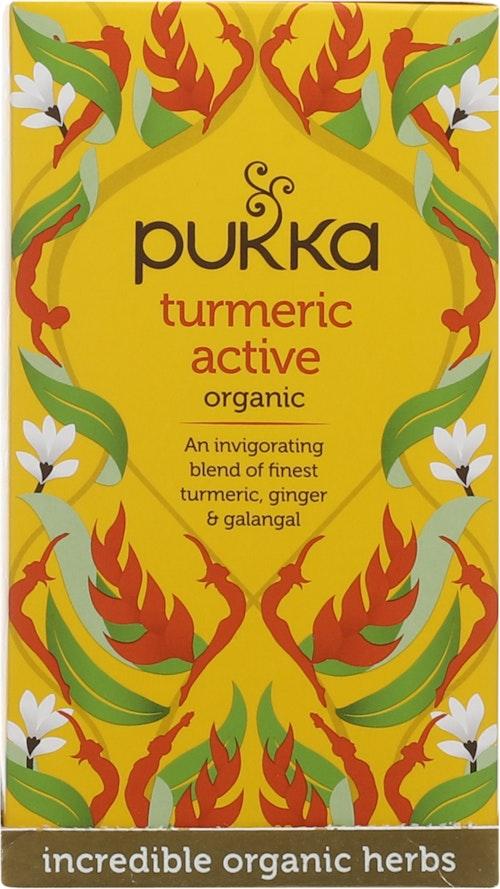Pukka Turmeric Active 20 stk