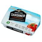 Sardiner I Tomatsaus