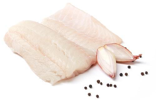Domstein Seifilet uten Skinn Fersk villfisk, ca. 400 g