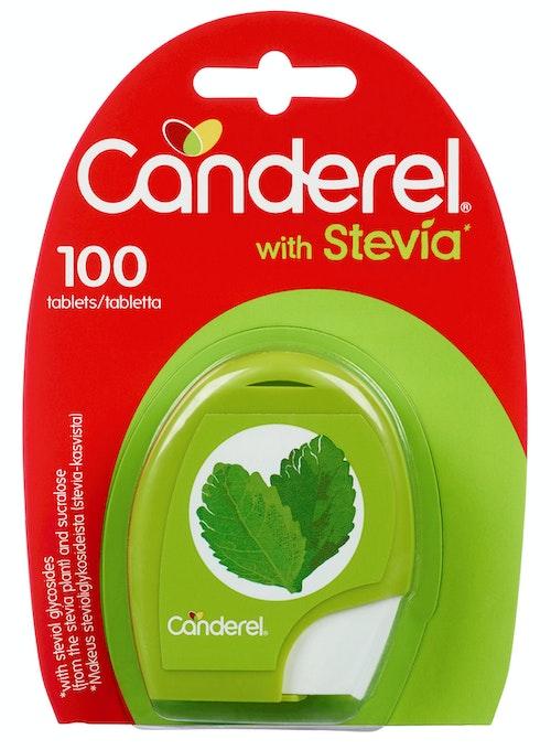 Søtningstabletter Med Stevia, 100 stk