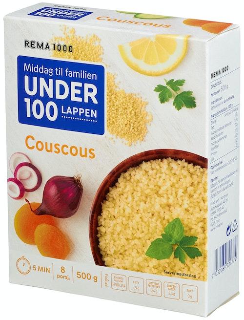 REMA 1000 Couscous 500 g