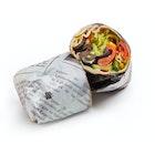 Nysmurt Vegetar Wraps