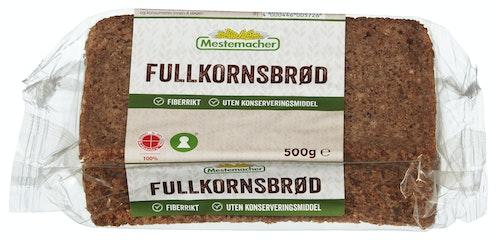 Mestemacher Fullkornsbrød 500 g