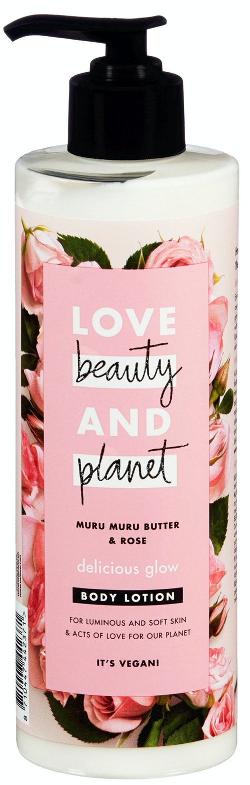 Love Beauty & Planet Delicious Glow Body Lotion 400 ml