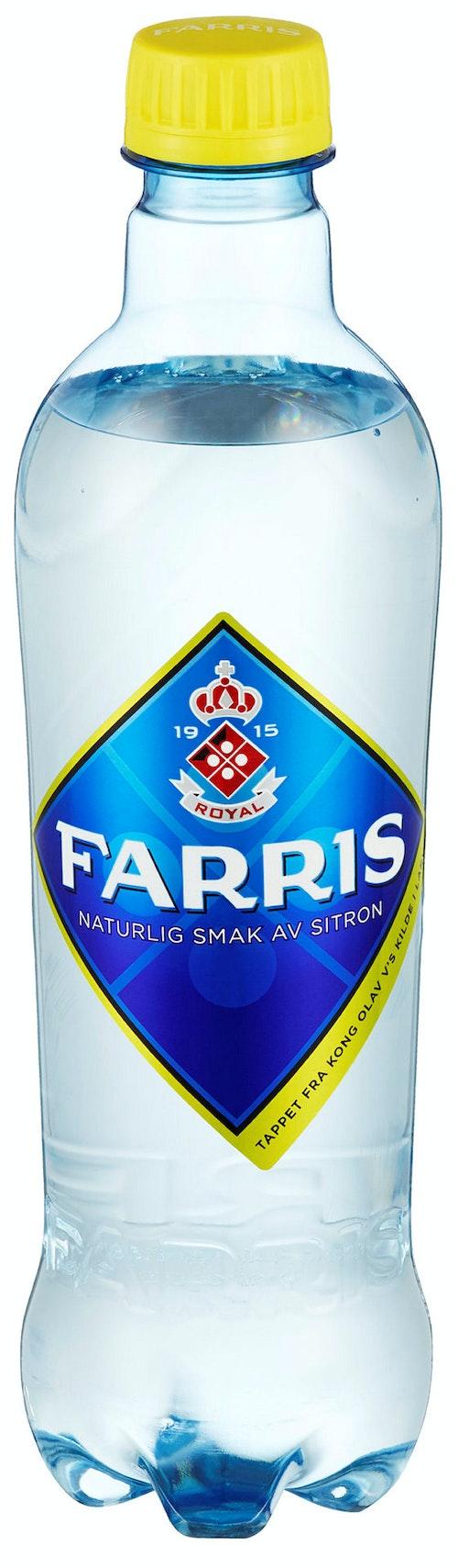 Ringnes Farris Sitron 0,5 l