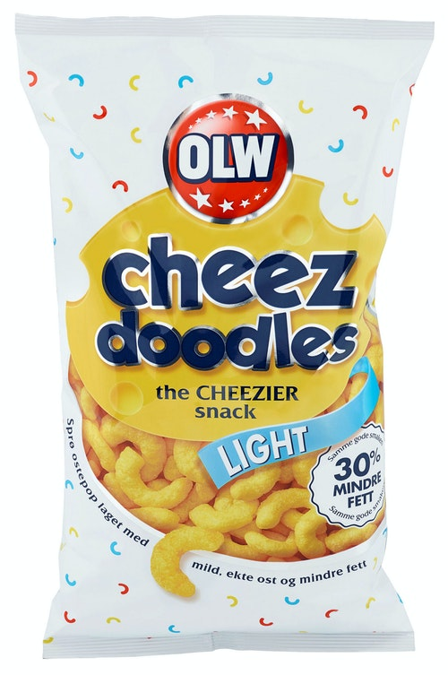 OLW Cheez Light 200 g