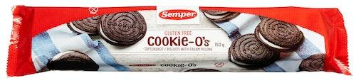 Semper Cookie O`s Glutenfri, 150 g