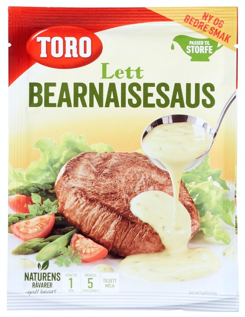 Toro Lett Bearnaisesaus 21 g