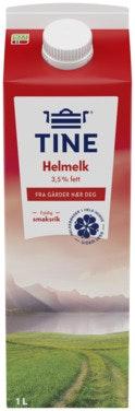 Tine Tine Helmelk 1 l
