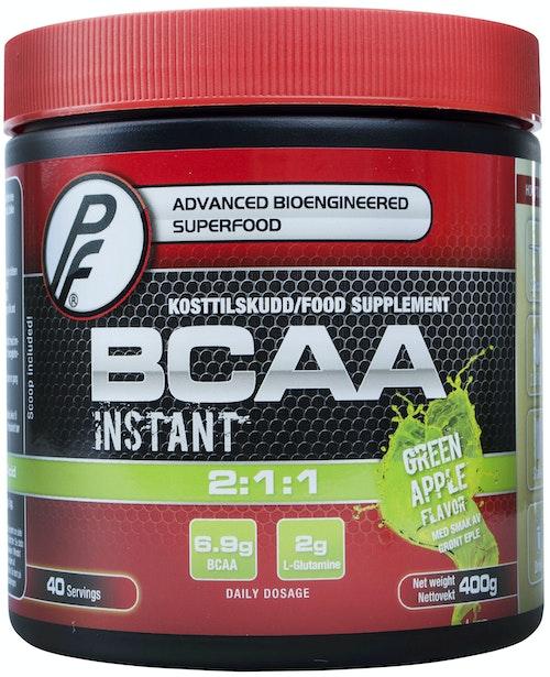 Proteinfabrikken BCAA Green Apple Kosttilskudd 300 g
