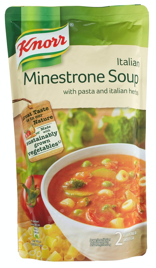 Knorr Minestronesuppe 570 ml