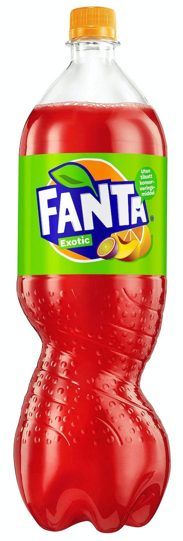 Fanta Fanta Exotic 1,5 l