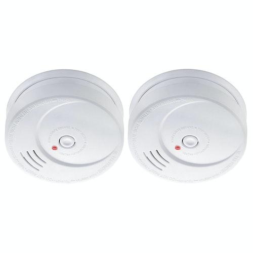 CO/TECH Optisk brannvarsler 2 stk