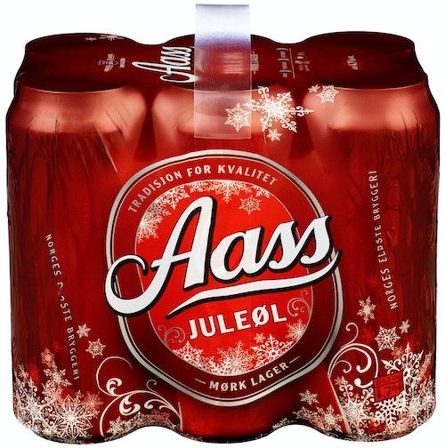 Aass Bryggeri Aass Juleøl 3 l