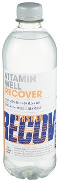 Vitamin Well Vitamin Well Recover 0,5 l