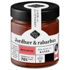 Syltetøy Jordbær & Rabarbra