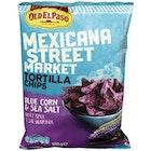 Old El Paso Mexicana Blue Corn Chips 10x150g
