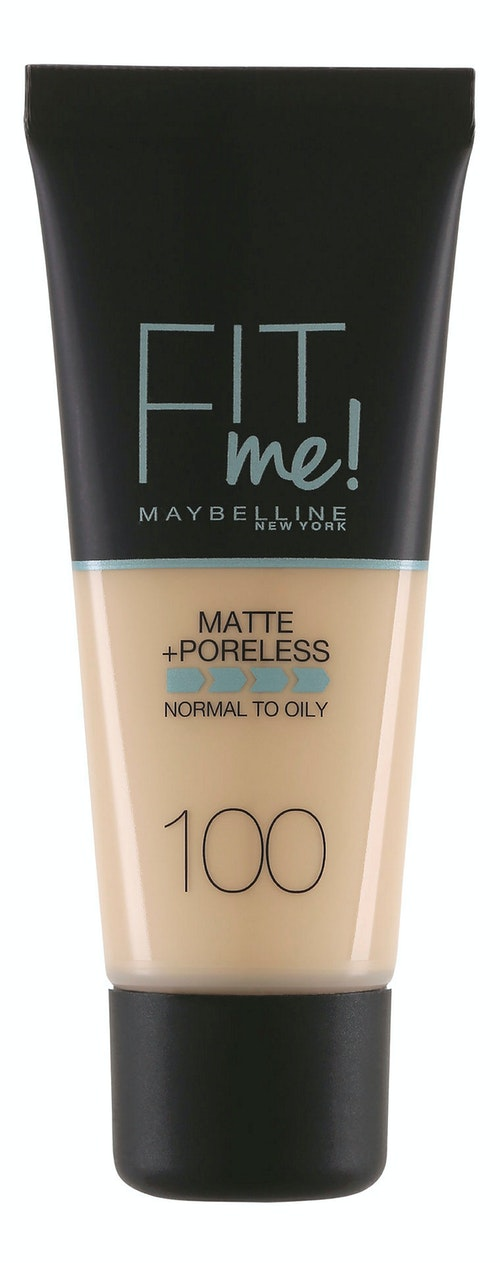Maybelline Fit Me Matte & Poreless Warm Ivory Foundation 1 stk