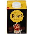 Vaniljesaus Piano