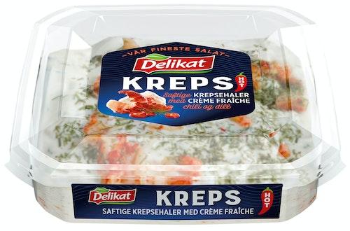 Delikat Krepsesalat med Chili 180 g