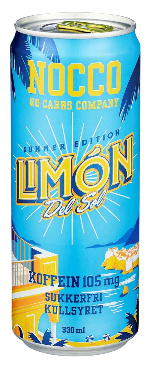 Nocco Nocco Limón Del Sol 0,33 l