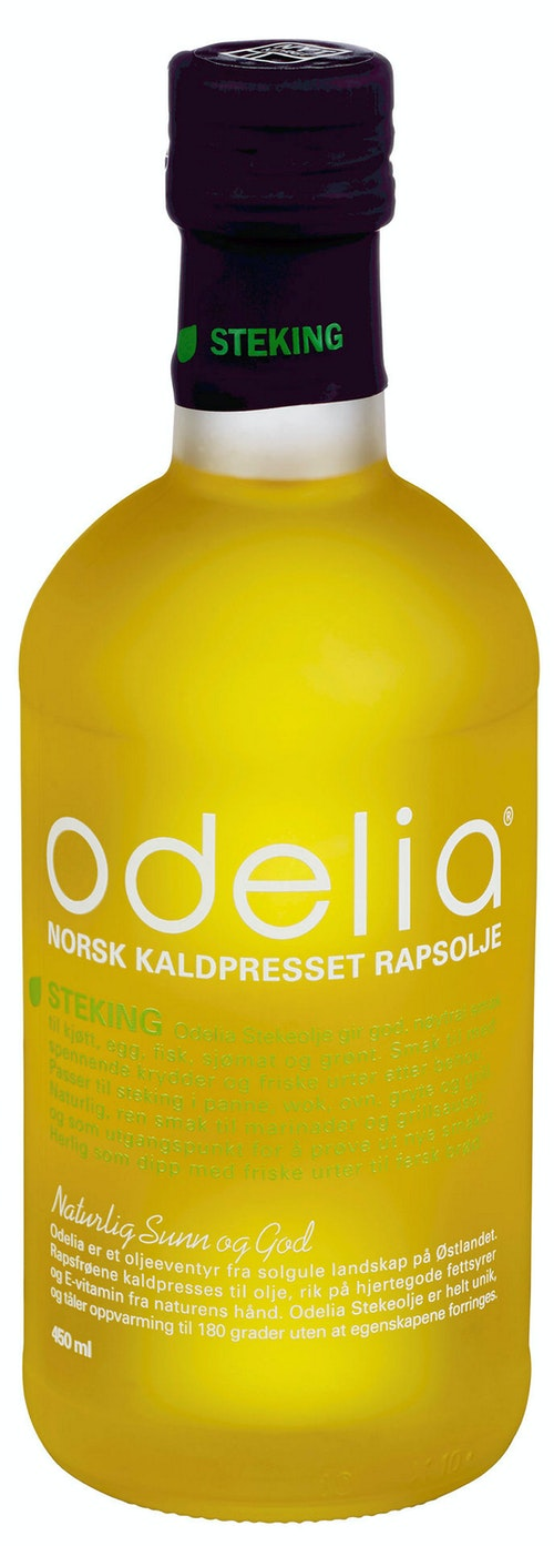 Odelia Rapsolje Steking, 450 ml
