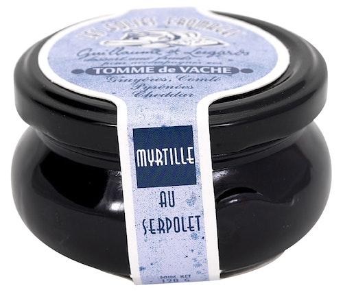 Lesgards Marmelade til Fast Ost 120 g