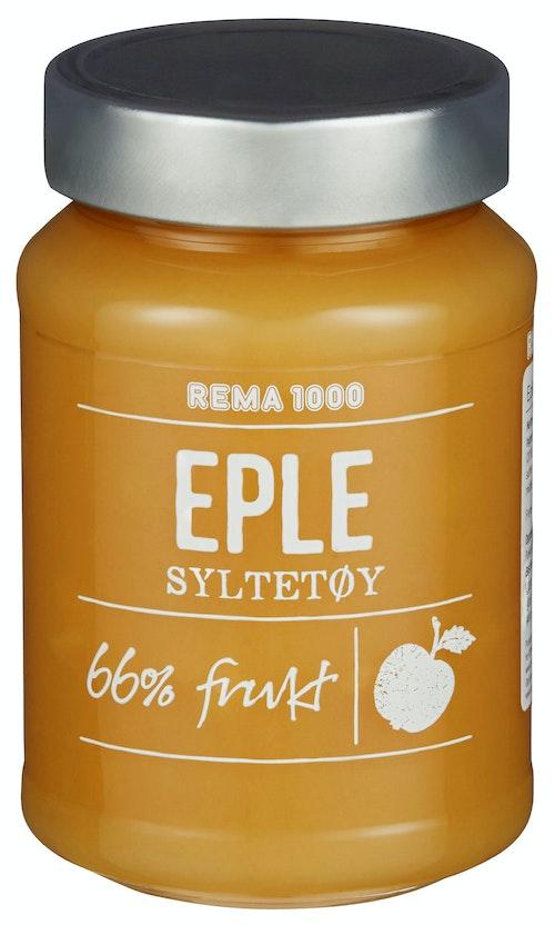 REMA 1000 Eplesyltetøy Lett 525 g