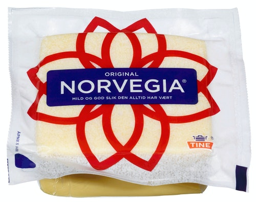 Tine Norvegia 27% fett ca. 500 g