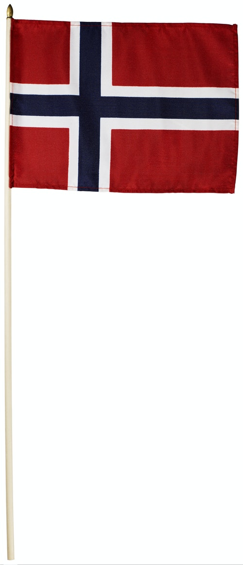 Flagg Skoleflagget 20 x 27,5 cm, 1 stk