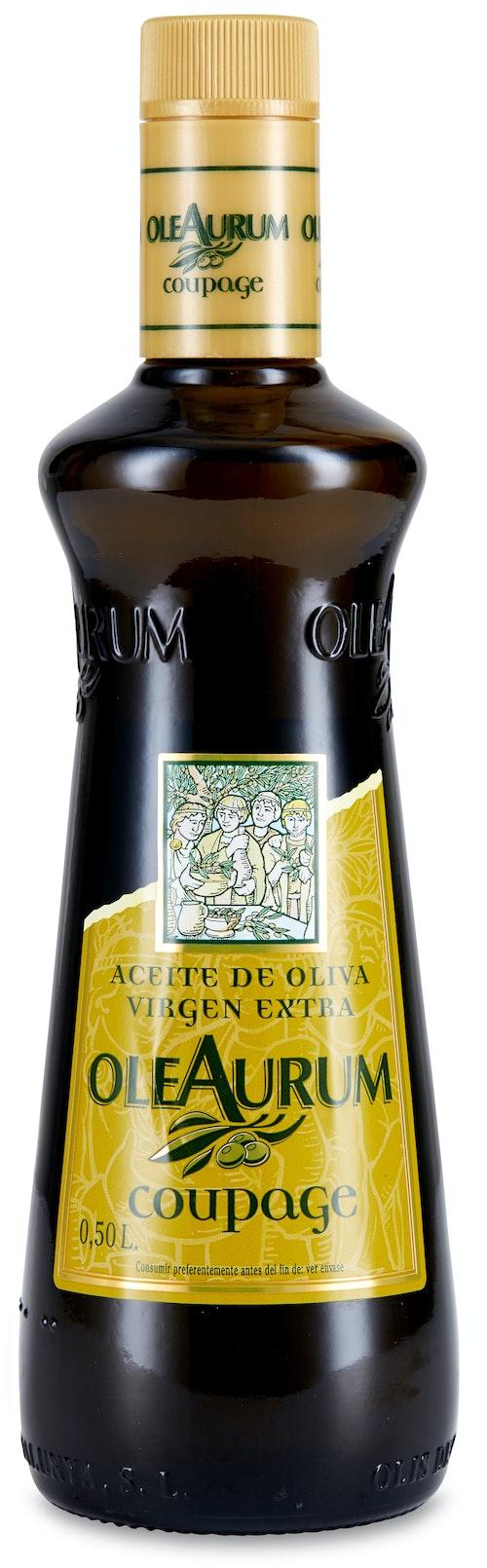 Oleaurum Oleaurum Olivenolje 0,5 l