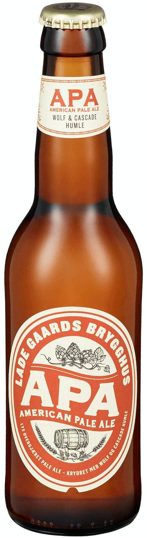 Lade Gaard Pale Ale 0,33 l