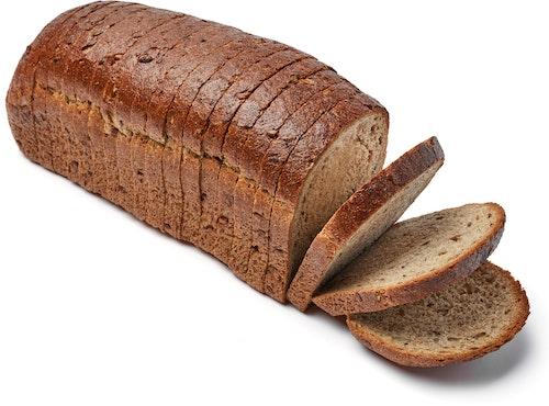 Brødverket Formbakt Grovbrød Oppskåret, 1 stk