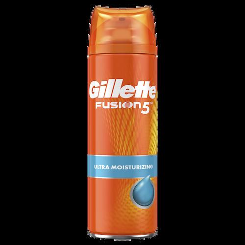 Gillette Barbergel Fusion Ultramoist Hydrating, 200 ml