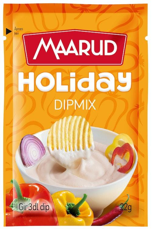 Maarud Dipmix Holiday 22 g