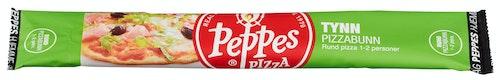 Peppes Pizza Tynn & Rund Bunn 230 g