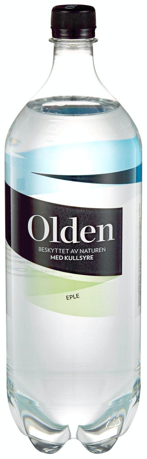 Olden Olden Eple Med Kullsyre, 1,5 l