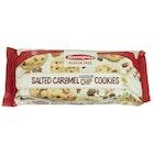 Salted Caramel Chocolate Cookie
