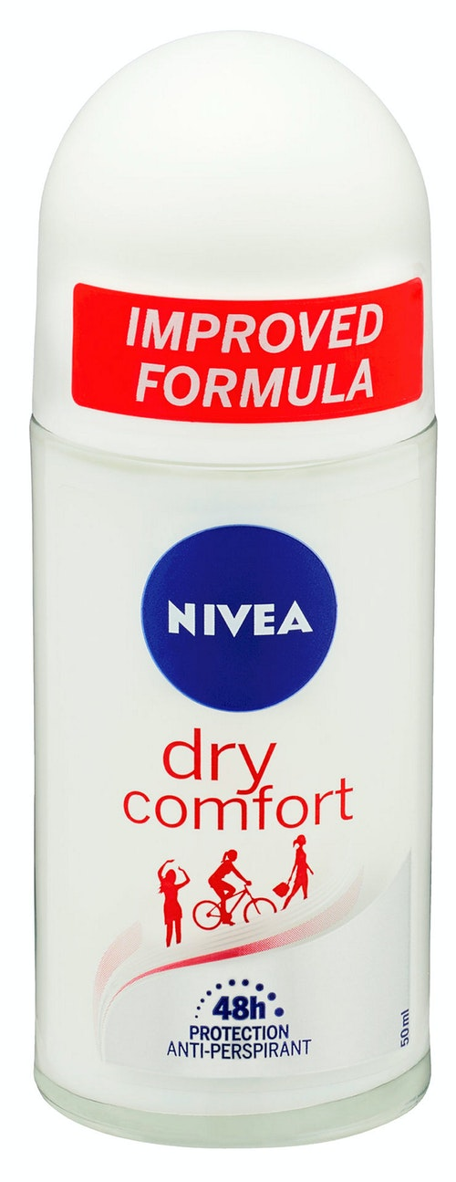 Nivea Deo Dry Comfort Roll-on, 50 ml