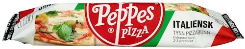 Peppes Pizza Peppes Pizzabunn Italiensk Firkantet 2-3 Pers, 400 g