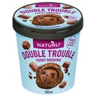 Double Trouble Brownie