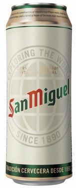 San Miguel San Miguel 0,5 l