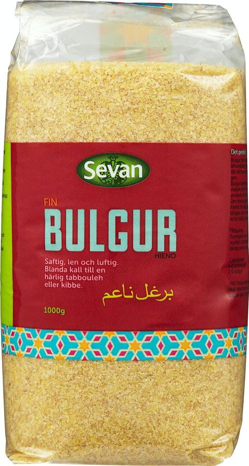 Sevan Bulgur Fin Köftelik, 1 kg
