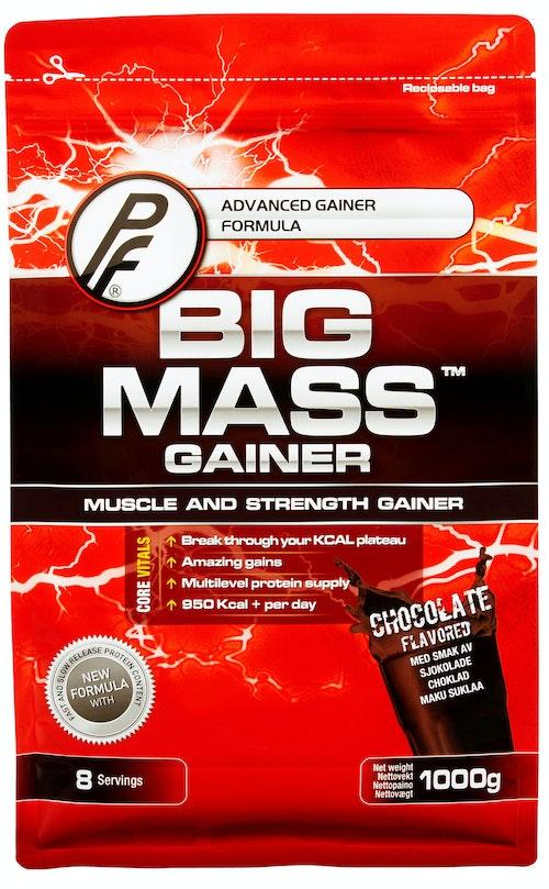 Proteinfabrikken Big Mass Sjokolade 1 kg