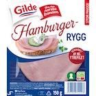 Hamburgerrygg