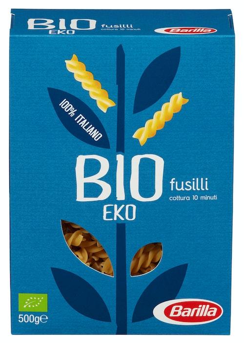 Barilla Fusilli Økologisk, 500 g