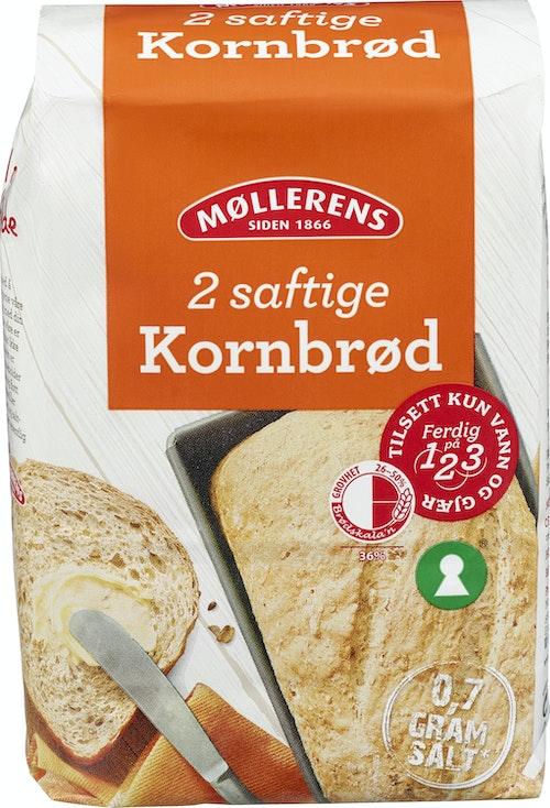 Møllerens Kornbrød 1-2-3 1 kg