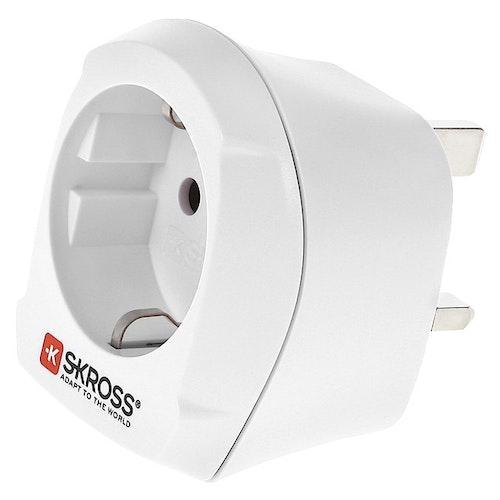 Skross Reiseadapter Europa-UK 1 stk