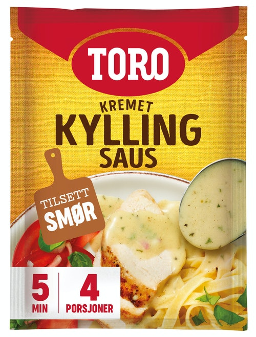 Toro Kremet kyllingsaus 30 g