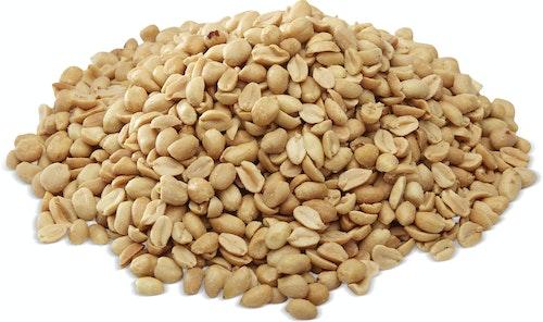Nøtteliten Peanøtter Ristet & Saltet, 1 kg